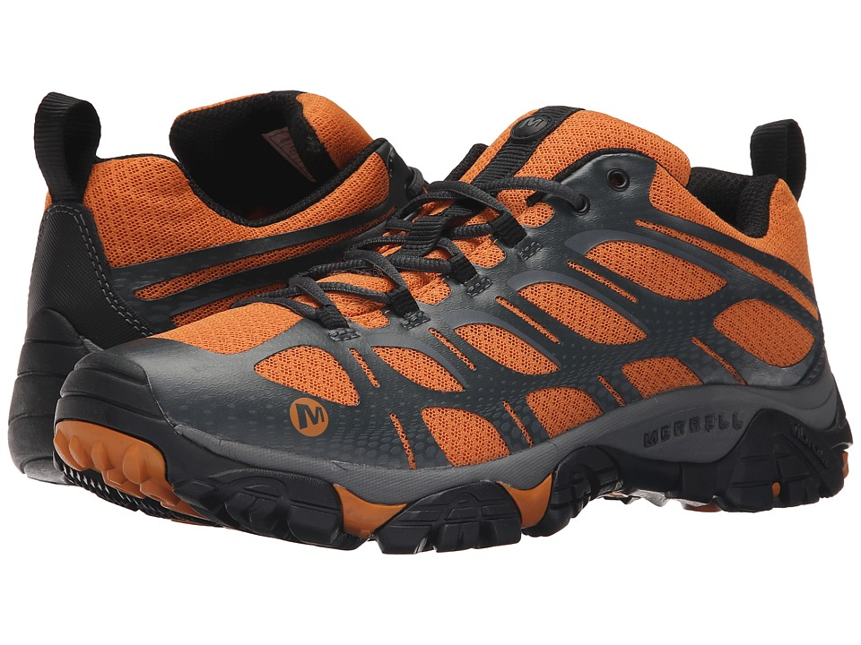 Merrell - Moab Edge (Golden Oak) Men's Shoes