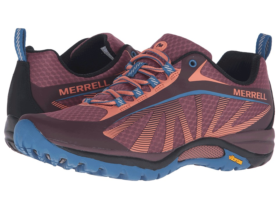 Merrell - Siren Edge (Hawthorne Rose) Women's Shoes