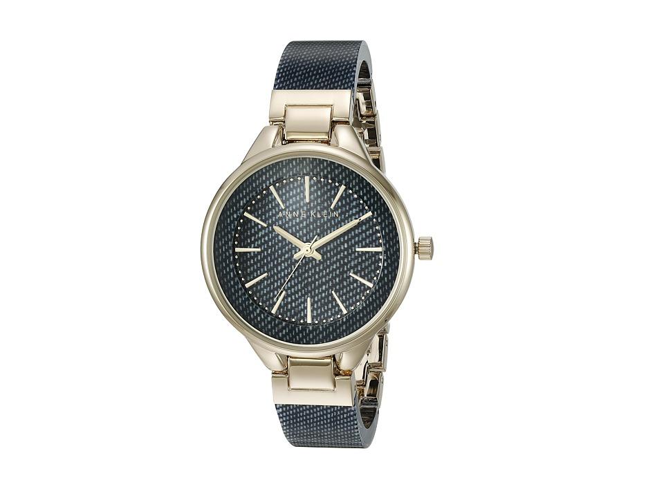 Anne Klein - AK-1408DKDM (Denim) Watches