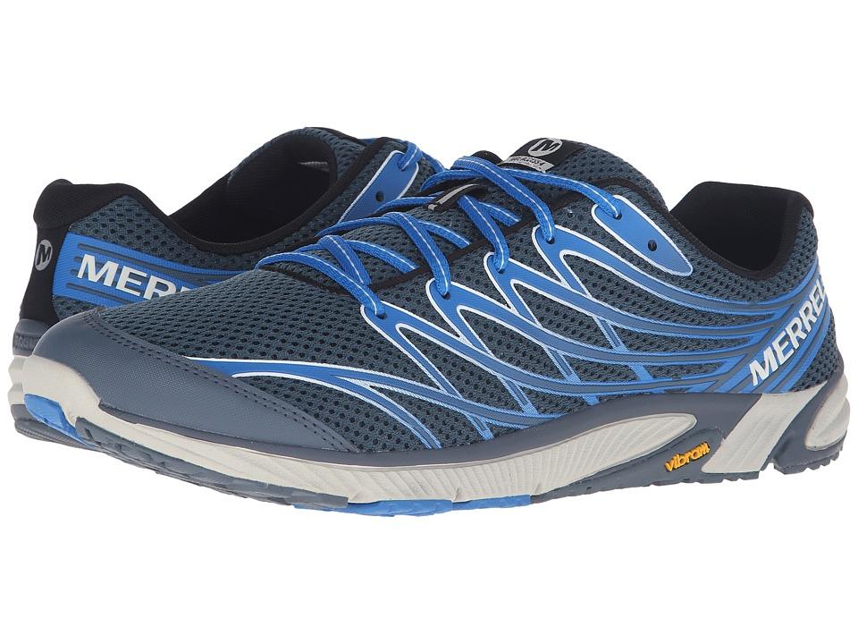 Merrell - Bare Access 4 (Dark Slate) Men's Shoes