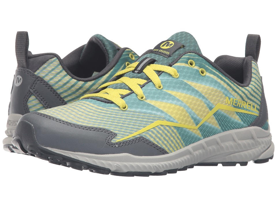 Merrell - Trail Crusher (Glacier) Women's Lace up casual Shoes