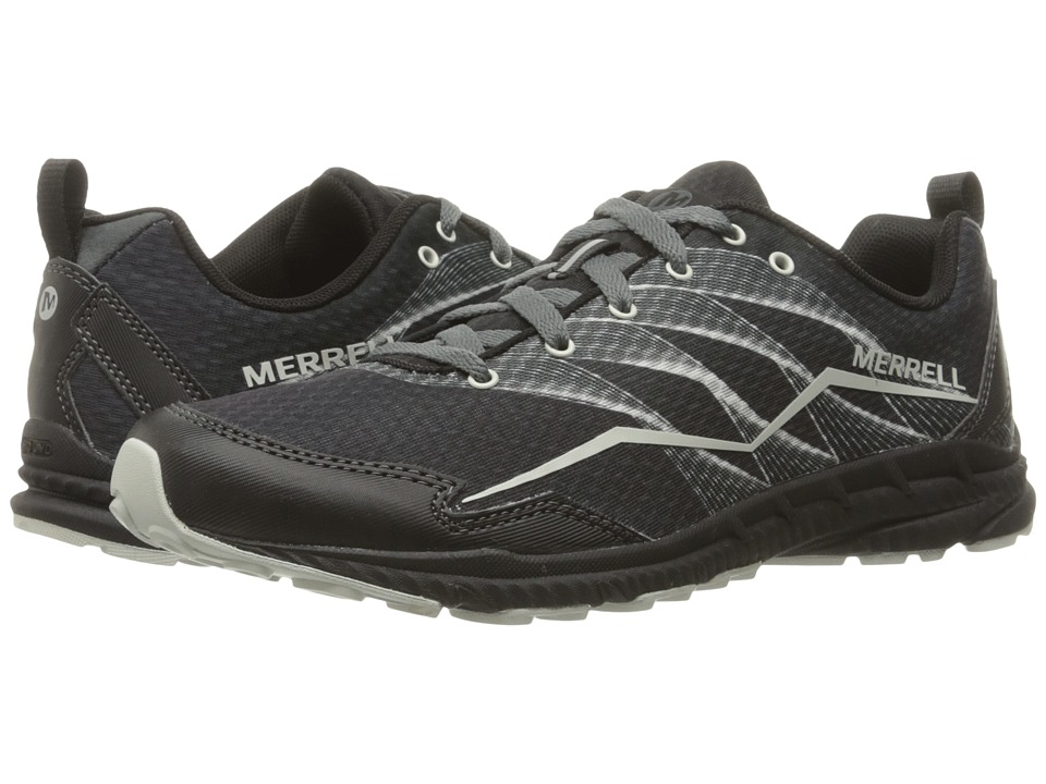 Merrell - Trail Crusher (Granite/Black) Women's Lace up casual Shoes