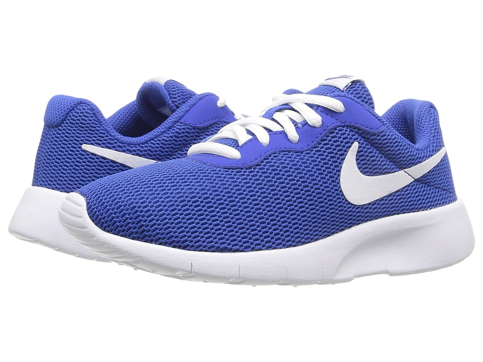 Nike Kids - Tanjun (Little Kid) (Game Royal/White) Boys Shoes