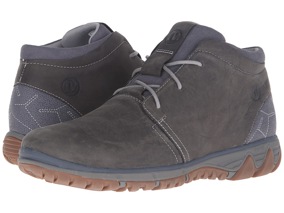 Merrell - All Out Blazer Chukka (Pewter) Men's Shoes
