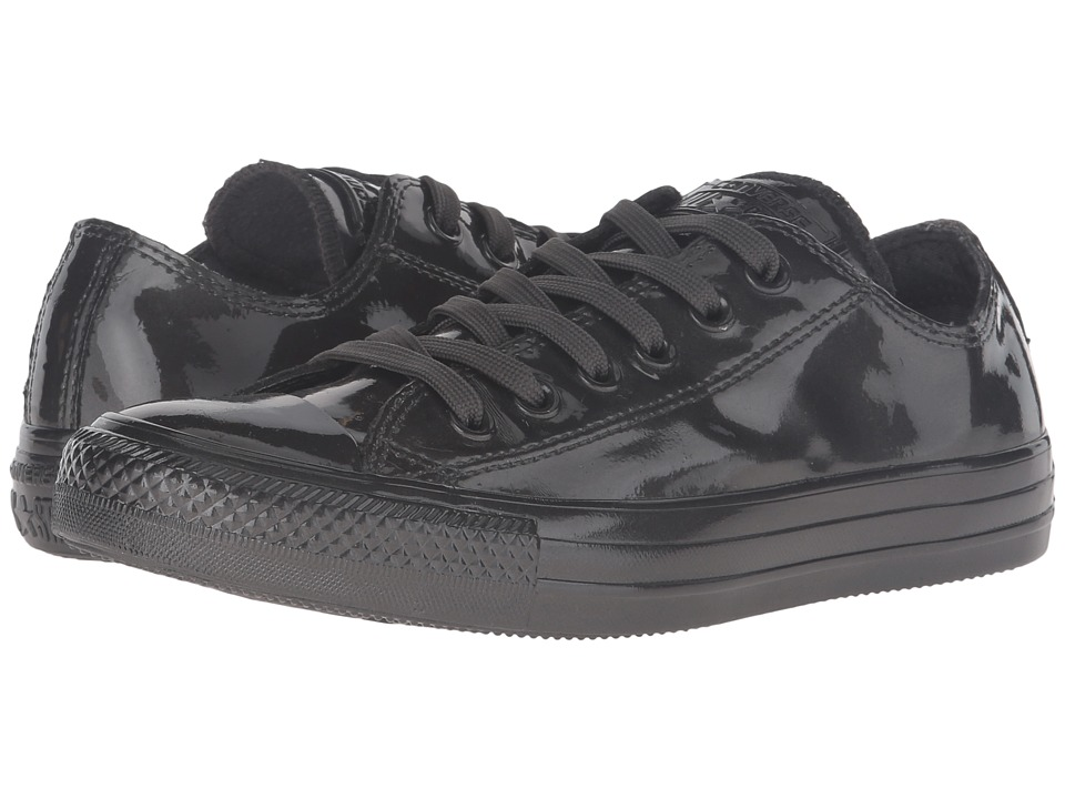 Converse - Chuck Taylor All Star Metallic Rubber Ox (Black Pearl/Black Pearl/Black Pearl) Women's Lace up casual Shoes