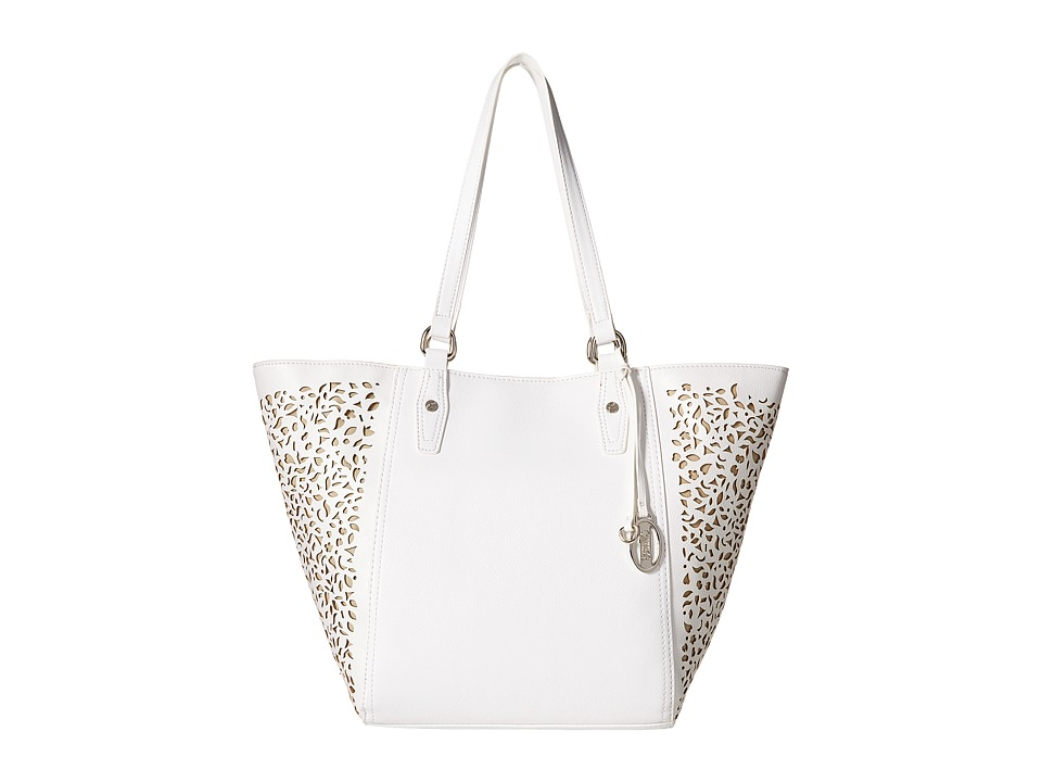 CARLOS by Carlos Santana - Lucy Tote (White) Tote Handbags