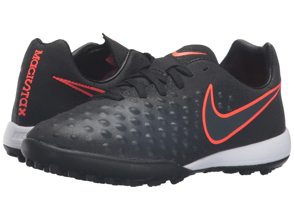 Nike Kids - Jr Magista Opus II TF Soccer (Toddler/Big Kid) (Black/Black) Kids Shoes