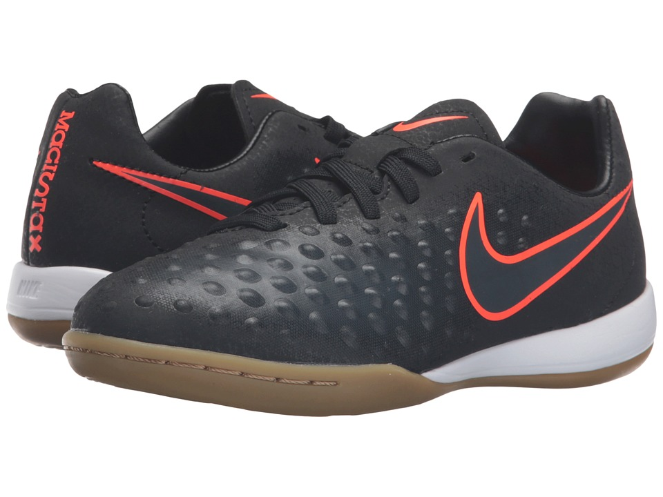 Nike Kids - Jr Magista Opus II IC Soccer (Toddler/Little Kid/Big Kid) (Black/Black) Kids Shoes
