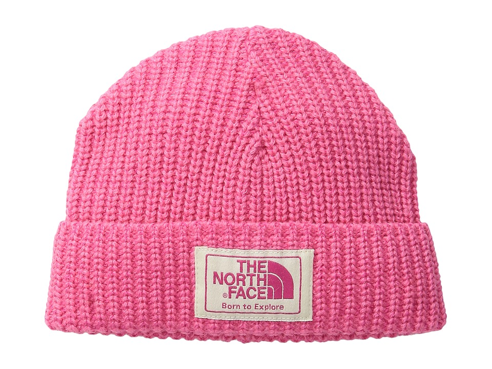 The North Face Kids - Salty Pup (Infant) (Cha Cha Pink (Prior Season)) Beanies
