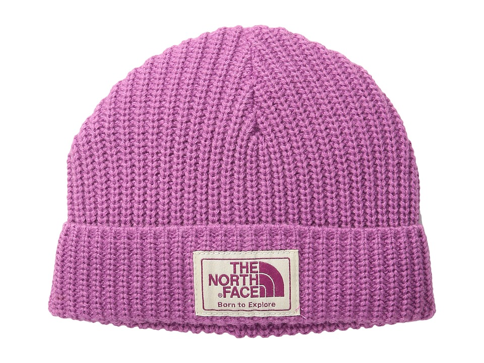 The North Face Kids - Salty Pup (Infant) (Wisteria Purple) Beanies