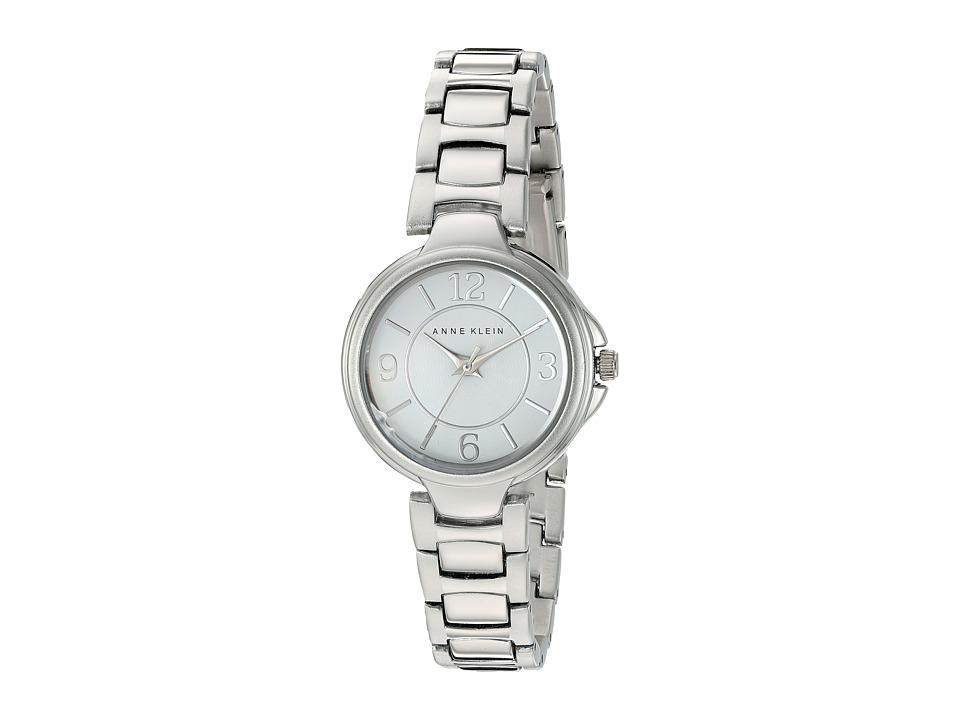 Anne Klein - AK-2431WTSV (Silver) Watches