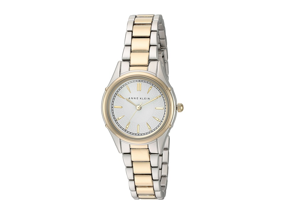 Anne Klein - AK-2433WTTT (Two-Tone) Watches