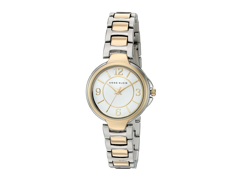 Anne Klein - AK-2431WTTT (Two-Tone) Watches