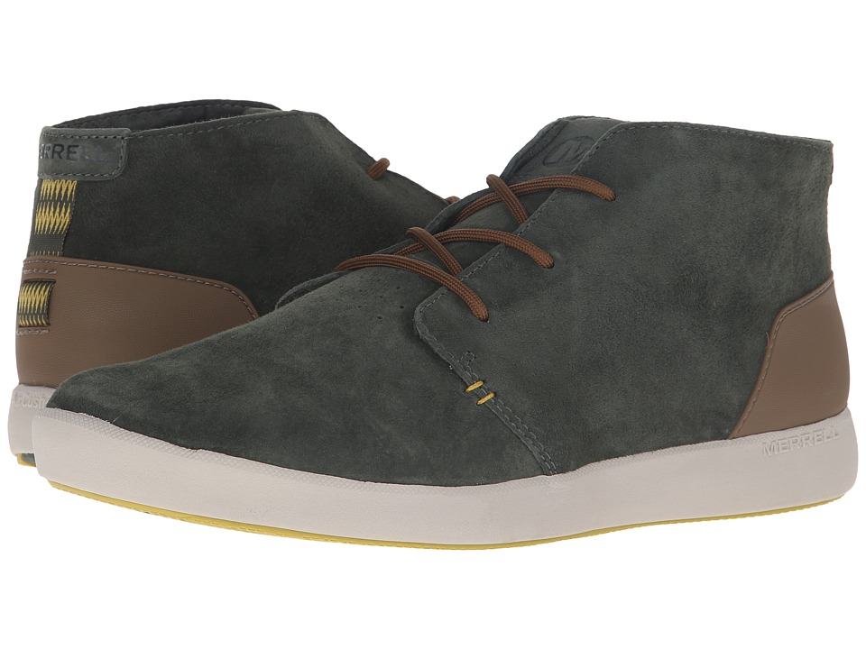 Merrell Freewheel Bolt Chukka (Rosin) Men
