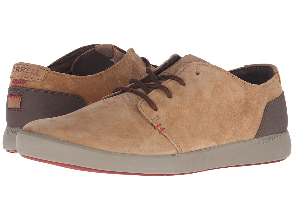 Merrell - Freewheel Bolt Lace (Brown Sugar) Men's Shoes