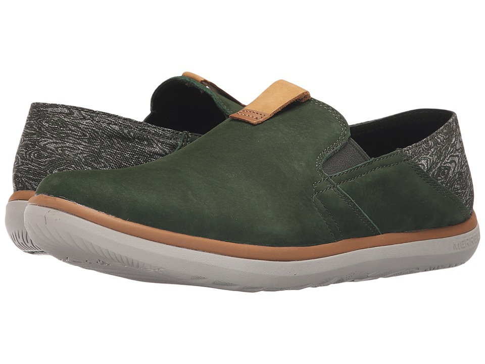 Merrell Duskair Moc Smooth (Rosin) Men