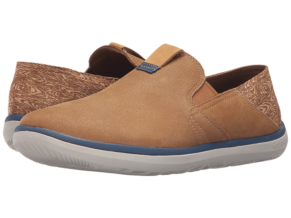 Merrell Duskair Moc Smooth (Brown Sugar) Men
