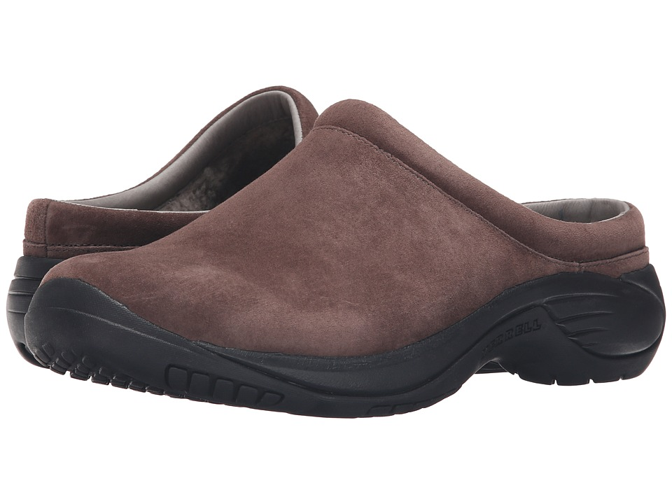 Merrell - Encore Chill (Espresso) Men's Slip on Shoes