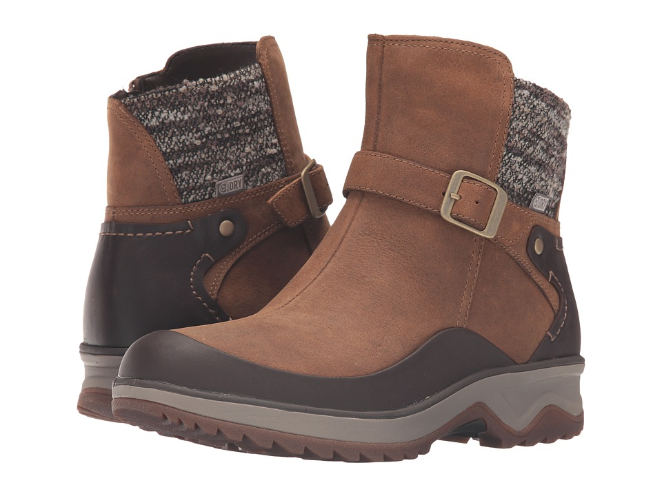 Merrell - Eventyr Strap Waterproof (Merrell Tan) Women's Boots
