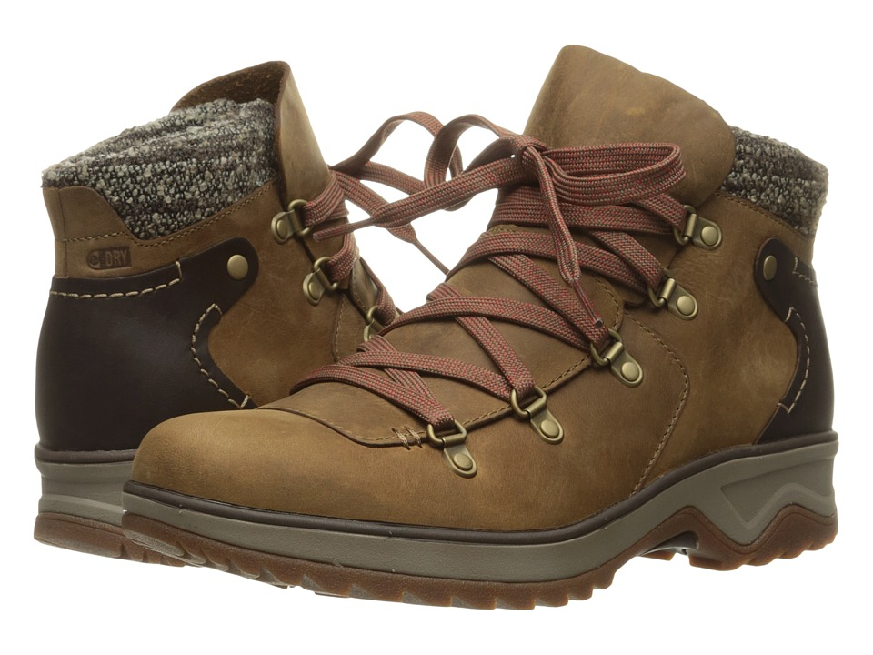 Merrell - Eventyr Bluff Waterproof (Merrell Tan) Women's Lace-up Boots