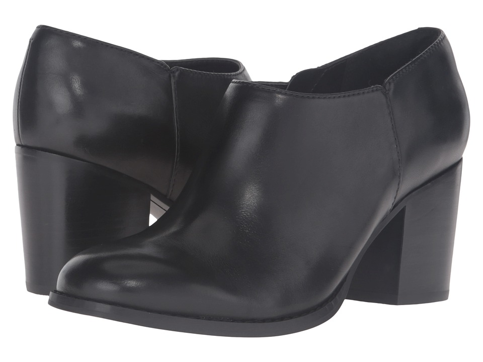 Clarks - Othea Ada (Black Leather) High Heels