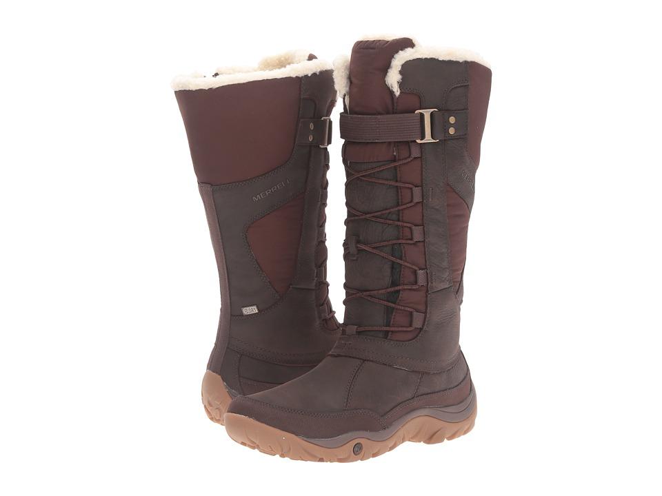 Merrell - Murren Tall Waterproof (Bracken) Women's Boots