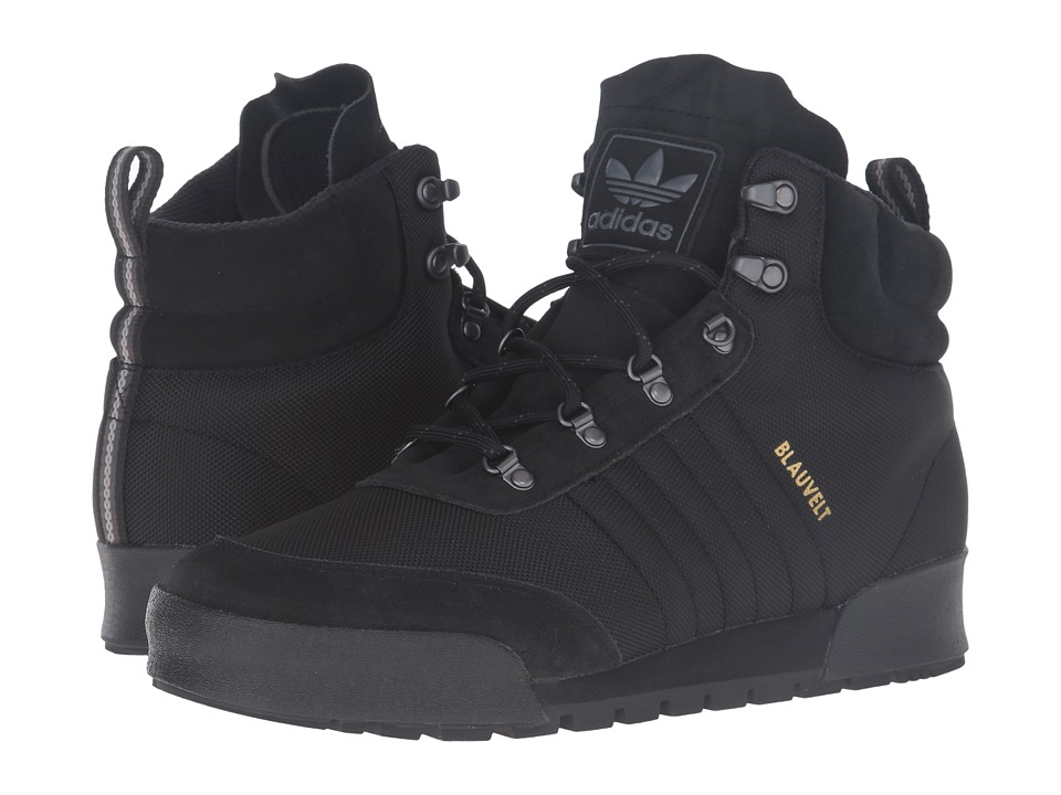 adidas Skateboarding Jake Boot 2.0 (Black/Black/Black2) Men