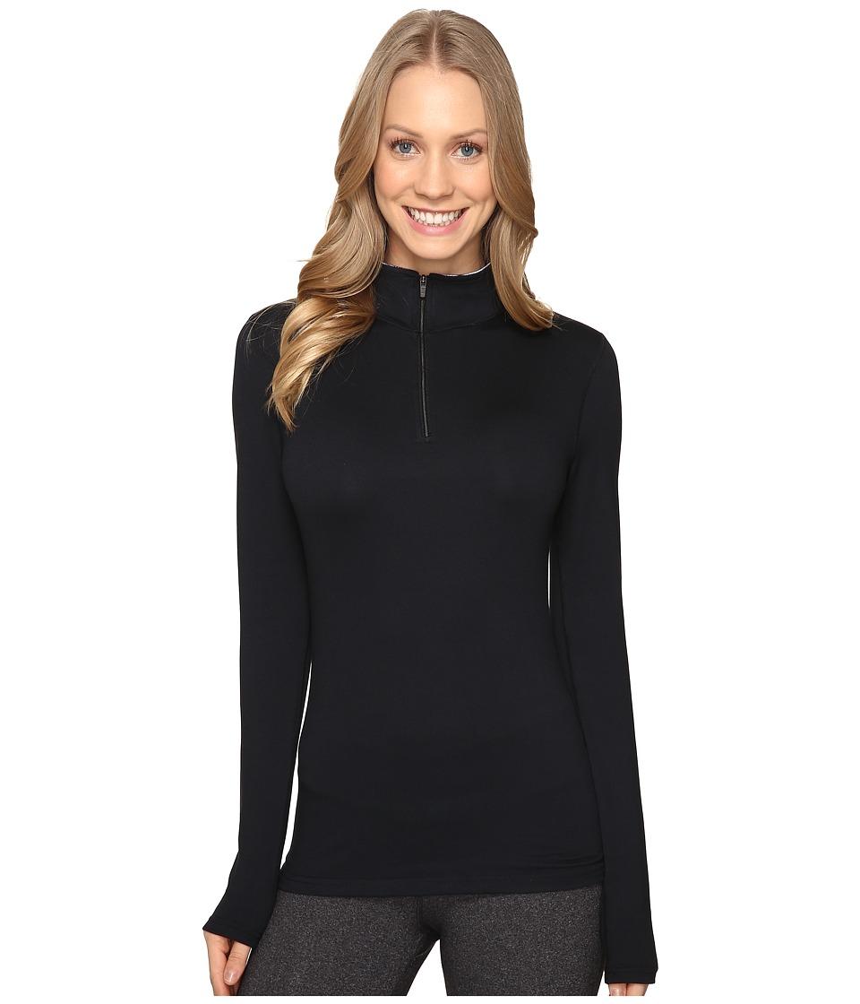 Obermeyer Sage Sport 75wt Zip Top (Black) Women