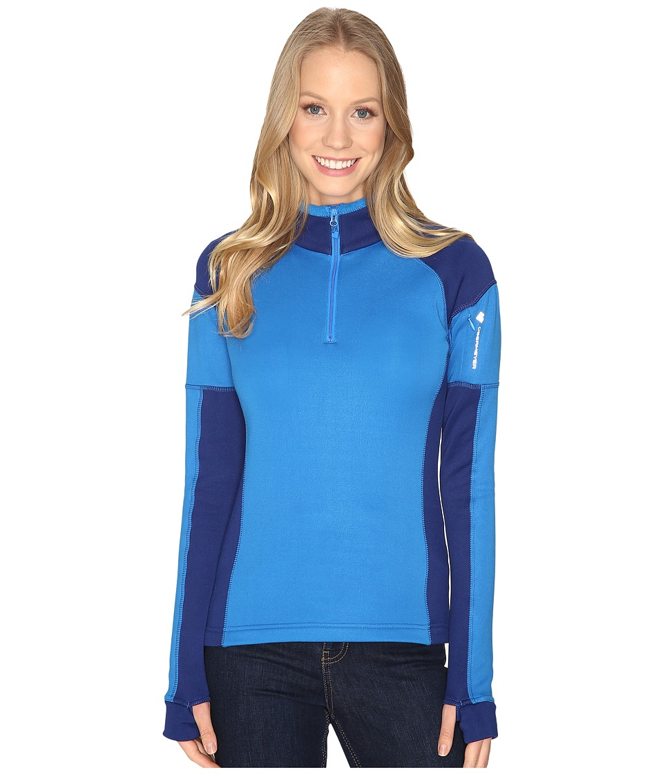Obermeyer Nova Elite 150wt Zip Top (Stellar Blue) Women