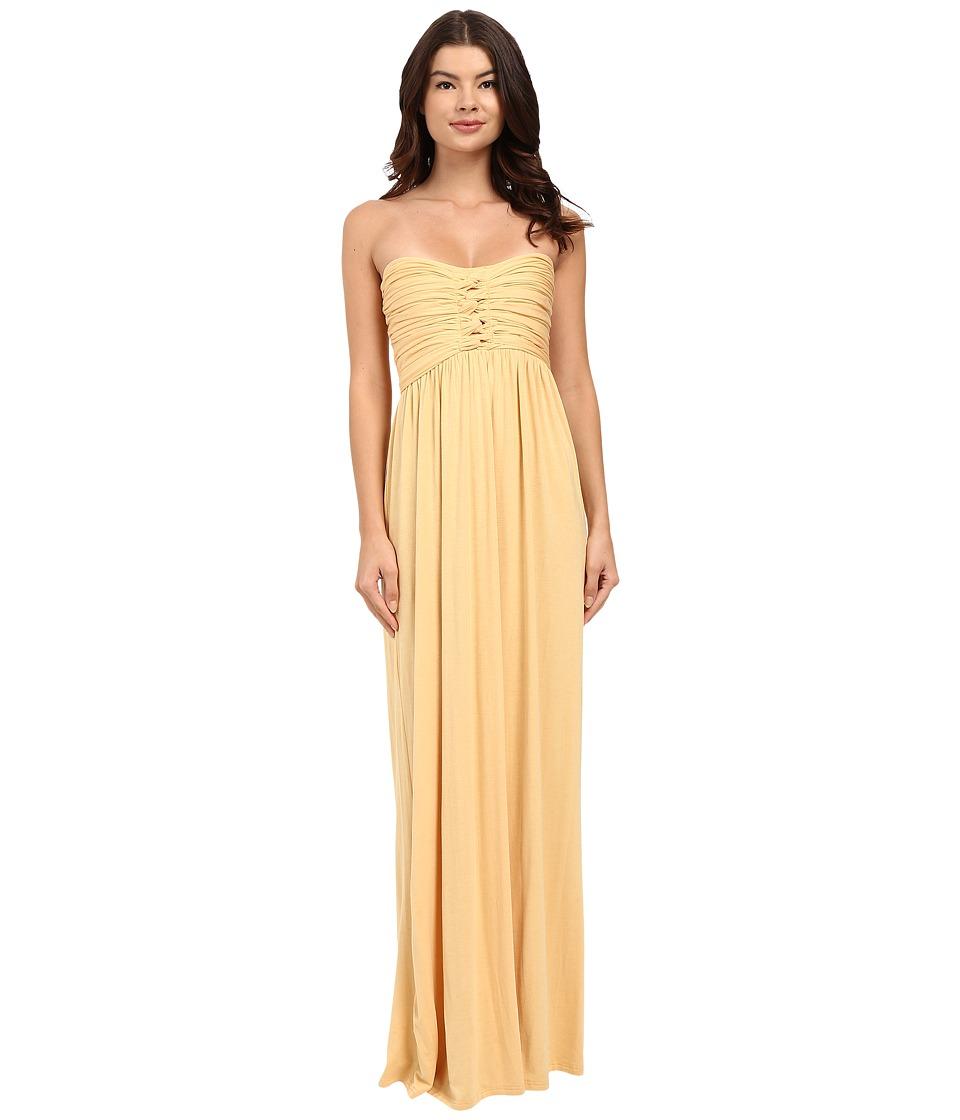 Culture Phit - Liliana Maxi Dress (Sunflower) Women's Dress