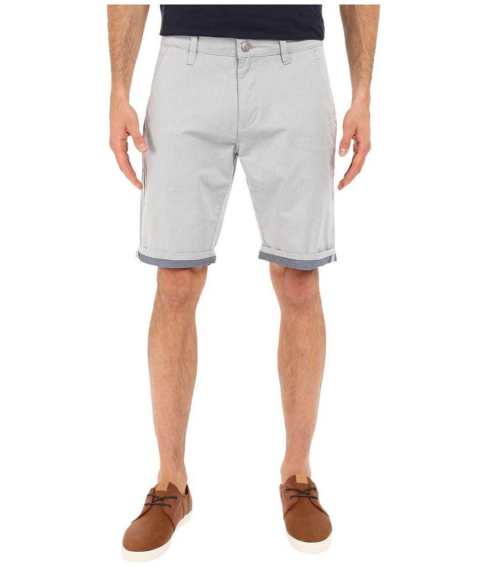 Mavi Jeans - Jacob Ultra Light Twill Shorts in Navy Reversed Twill (Navy Reversed Twill) Men's Shorts