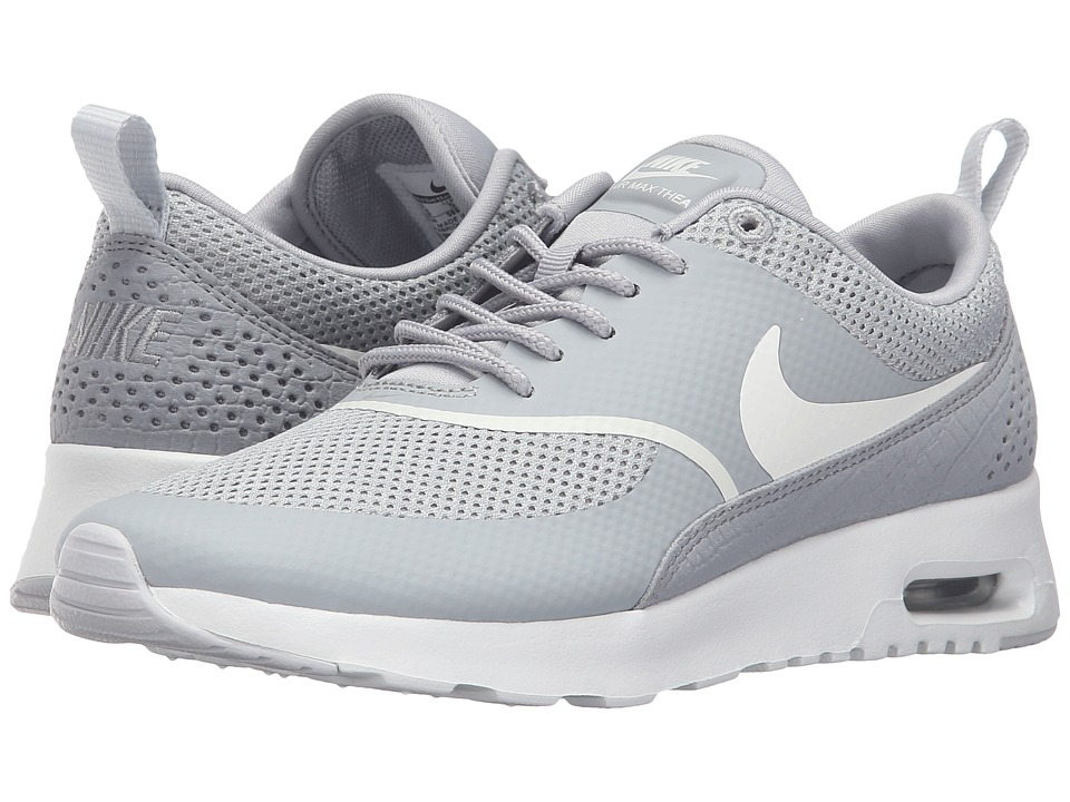 Nike - Air Max Thea (Matte Silver/Summit White) Women's Shoes