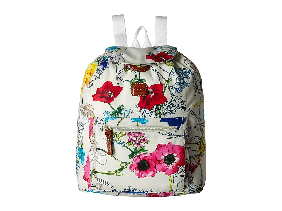 Bric's Milano - X-Bag Backpack (Floral) Backpack Bags