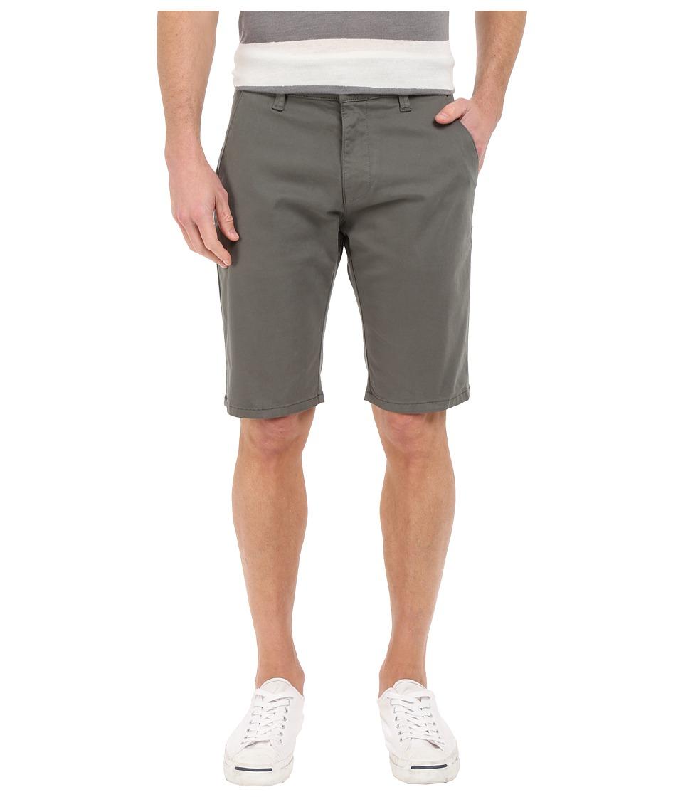 Mavi Jeans - Jacob Twill Shorts in Army Twill (Army Twill) Men's Shorts