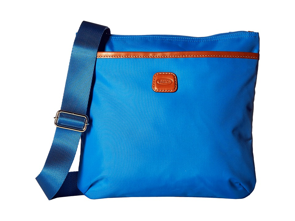 Bric's Milano - X-Bag Urban Envelope (Cornflower) Cross Body Handbags