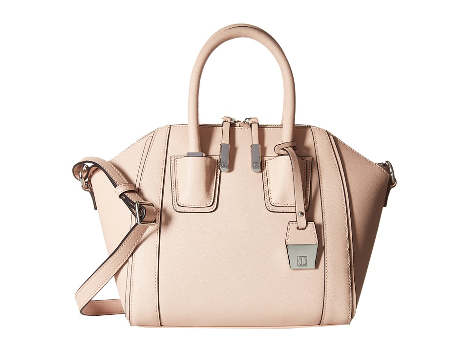 Ivanka Trump - Dorado Satchel (Rose Cross Grain Leather) Satchel Handbags