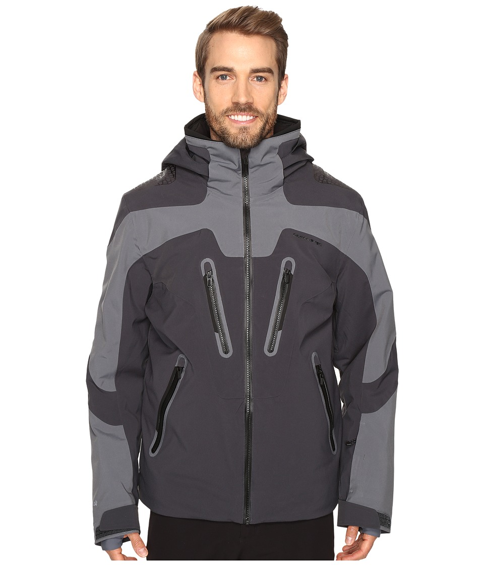 Obermeyer - Spartan Jacket (Graphite) Men's Coat