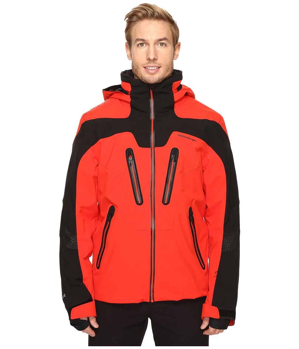 Obermeyer - Spartan Jacket (Red) Men's Coat