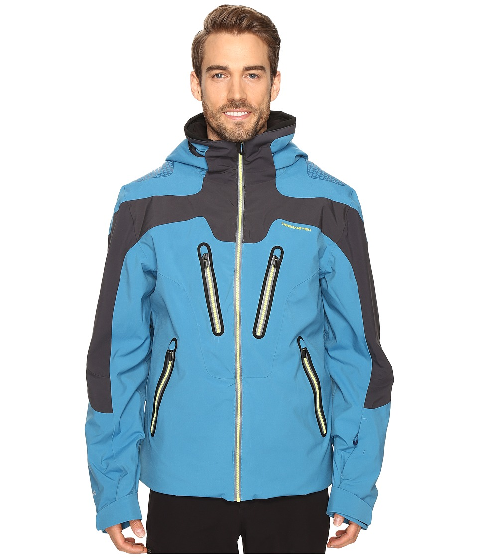 Obermeyer - Spartan Jacket (High Seas) Men's Coat