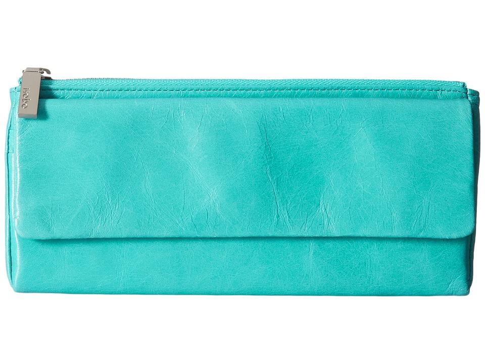 Hobo - Kimber (Turquoise) Wallet