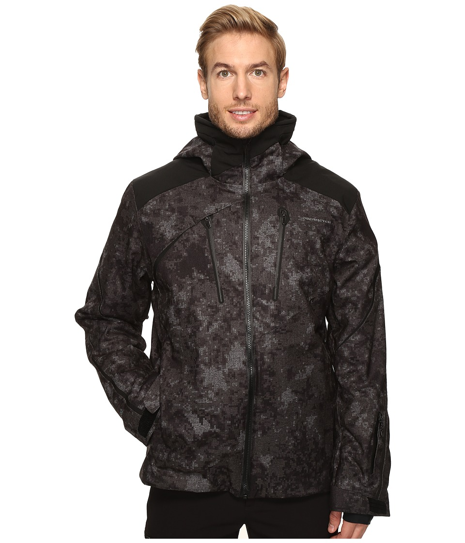 Obermeyer - Proton Jacket (Camo) Men's Coat