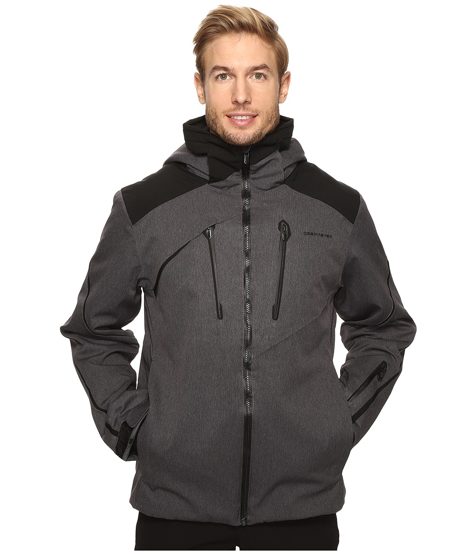 Obermeyer - Proton Jacket (Herringbone) Men's Coat