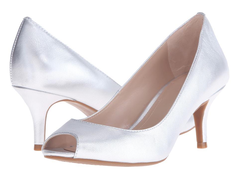 Tahari - Janna (Silver Metallic) High Heels