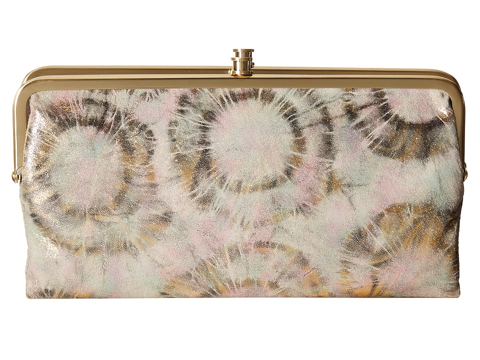 Hobo - Lauren (Metallic Star Burst) Clutch Handbags