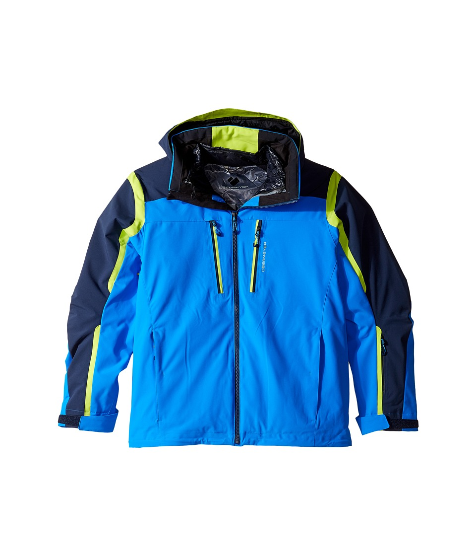Obermeyer - Trilogy 3-in-1 Jacket (Stellar Blue) Men's Coat