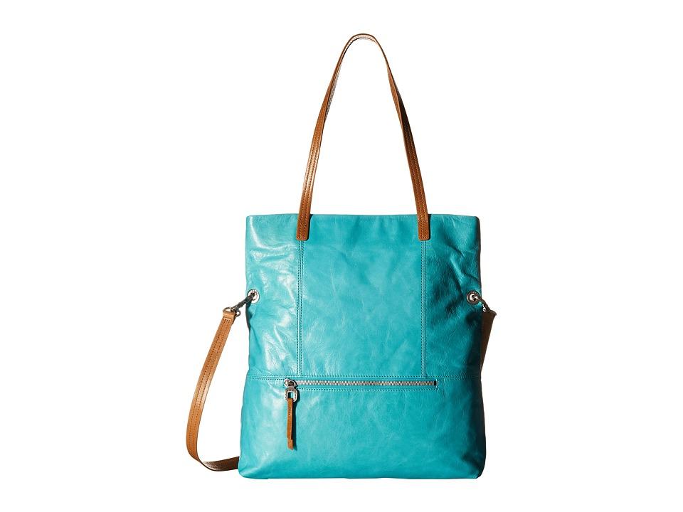 Hobo - Leonie (Turquoise) Handbags