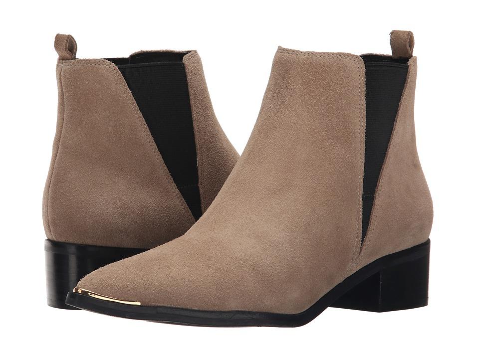 Marc Fisher LTD - Yale (Antilope/Black Sport Tamarin) Women's Dress Pull-on Boots