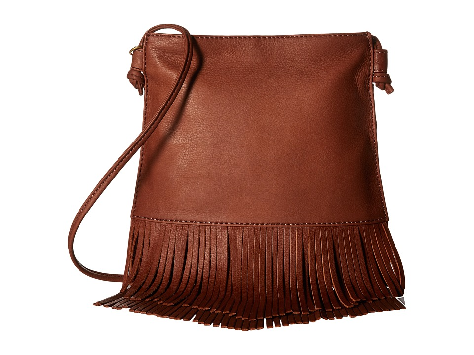 Hobo - Meadow (Brandy) Cross Body Handbags