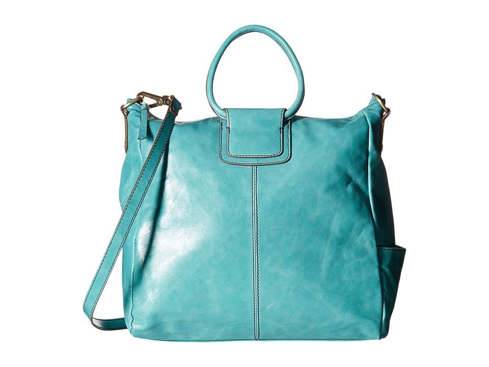 Hobo - Sheila (Turquoise) Tote Handbags