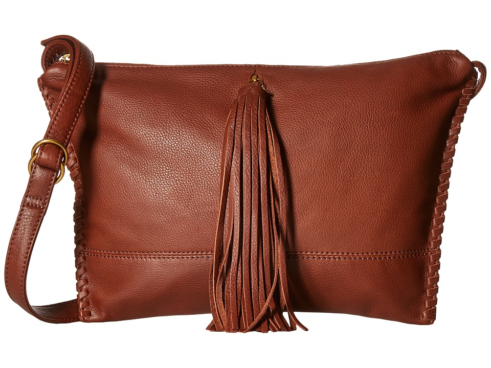 Hobo - Stellar (Brandy) Cross Body Handbags